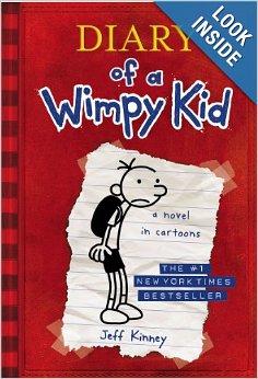 diary wimpy kid