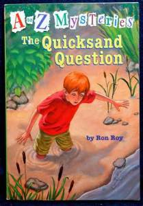 Oh, what could the quicksand question be?